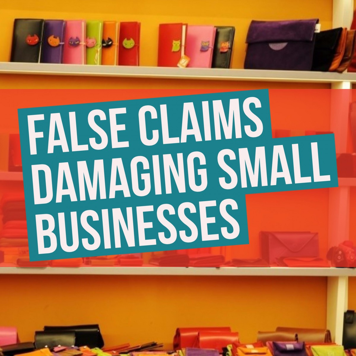 false claims are damaging small businesses insure my shop offers great value retail insurance