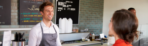 Irish small business deli owner buys great value low cost insurance premium from insure my shop